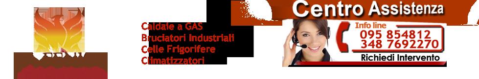 riparazione e manutenzione caldaie e bruciatori industriali sicilia